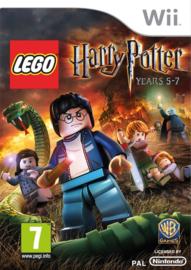 LEGO Harry Potter Jaren 5-7 - Wii