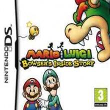 Mario & Luigi Browser's Inside Story