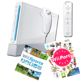 Wii Family Pack