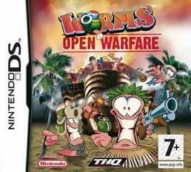 Worms Open Warfare - DS