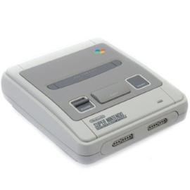 Super Nintendo Spelcomputer Kopen