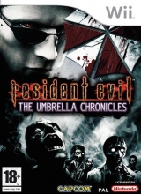 Resident Evil The Umbrella Chronicles - Wii