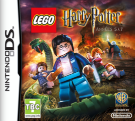 LEGO Harry Potter Jaren 5-7 - DS