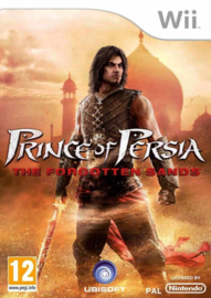 Prince of Persia The Forgotten Sands - Wii