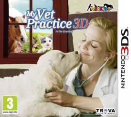 My Vet Practice 3D In The Country (Losse Cartridge) - 3DS