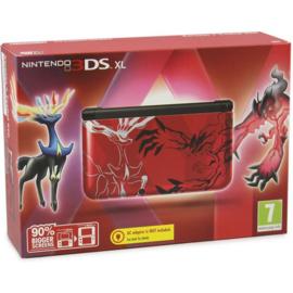 Nintendo 3DS XL Xerneas Yveltal Red