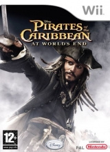 Pirates of the Caribbean At Worlds End - Wii