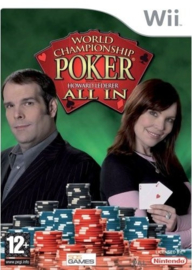 World Championship Poker featuring Howard Lederer All In - Wii