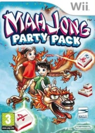 Mahjong Party Pack - Wii