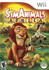 SimAnimals Afrika - Wii