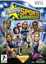 Celebrity Sports Showdown - Wii