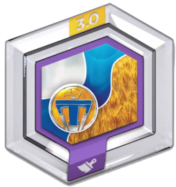Tomorrowland Futurescape - Powerdisc 3.0
