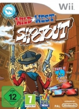 Wild West Shootout + 3D Bril- Wii