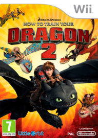 How to train your Dragon 2 - Wii