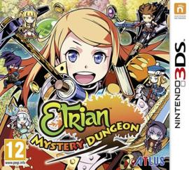 Etrian Mystery Dungeon - 3DS