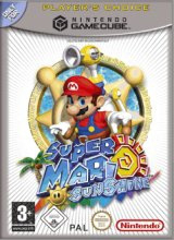 Super Mario Sunshine Player's Choice