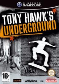 Tony Hawk's Underground - GC