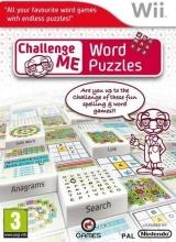 Challenge Me Word Puzzles - Wii