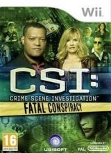 CSI: Crime Scene Investigation: Fatal Conspiracy - Wii