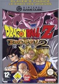 Dragon Ball Z Budokai 2 Players Choice