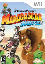 Madagascar Kartz - Wii