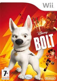 Disney Bolt - Wii