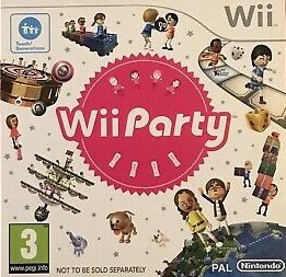 Wii Party Cardboard
