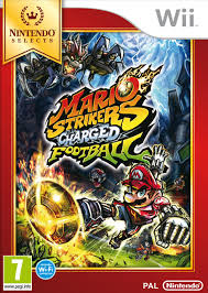 Mario Strikers Charged Football Nintendo Selects ( Zonder Handleiding) - Wii