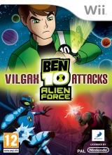 Ben 10 Alien Force Vilgax Attacks - Wii