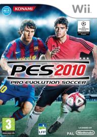 PES 2010 - Pro Evolution Soccer - Wii