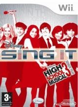 Disney Sing It High School Musical 3 Senior Year - Wii