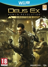 Deus Ex Human Revolution - Director's Cut - Wii U