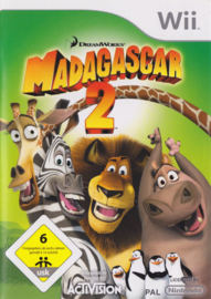 Madagascar 2 Escape to Africa - Wii
