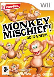Monkey Mischief - Wii