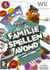 Hasbro Familie Spellen Avond - Wii