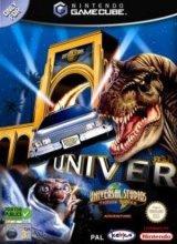 Universal Studios Theme Park Adventure - GC