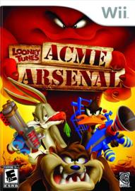 Looney Tunes Acme Arsenal - Wii