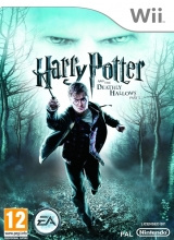 Harry Potter and the Deathly Hallows - Part 1 - Wii