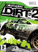 Colin McRae Dirt 2 - Wii
