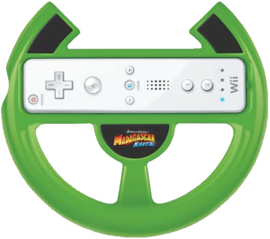 Madagascar Kartz Wii Wheel