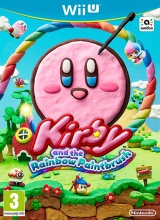 Kirby and the Rainbow Paintbrush - Wii U