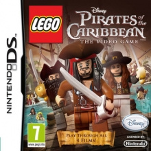 LEGO Pirates of The Caribbean - DS