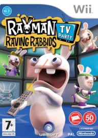 Rayman Raving Rabbids TV Party - Wii