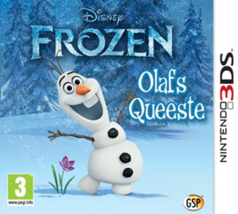 Disney Frozen Olafs Quest - 3DS