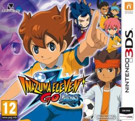 Inazuma Eleven Go Shadow - 3DS