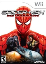 Spider-Man Web of Shadows - Wii