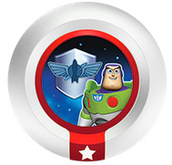 Star Command Shield - Powerdisc 1.0