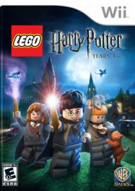 LEGO Harry Potter Jaren 1-4 - Wii