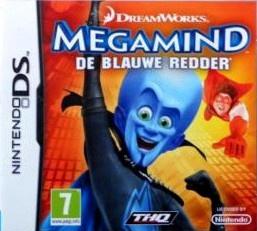 Megamind De Blauwe Redder - DS