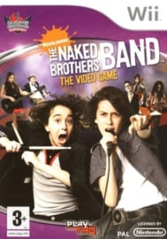 The Naked Brothers Band The Video Game - Wii